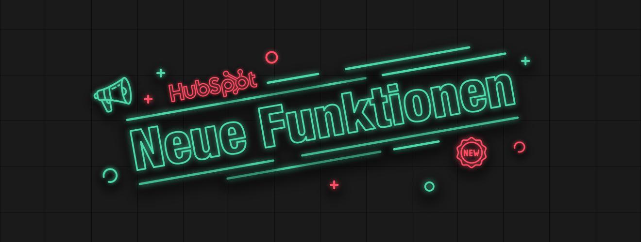 Hubspot neue Funktionen im frenz! Blog